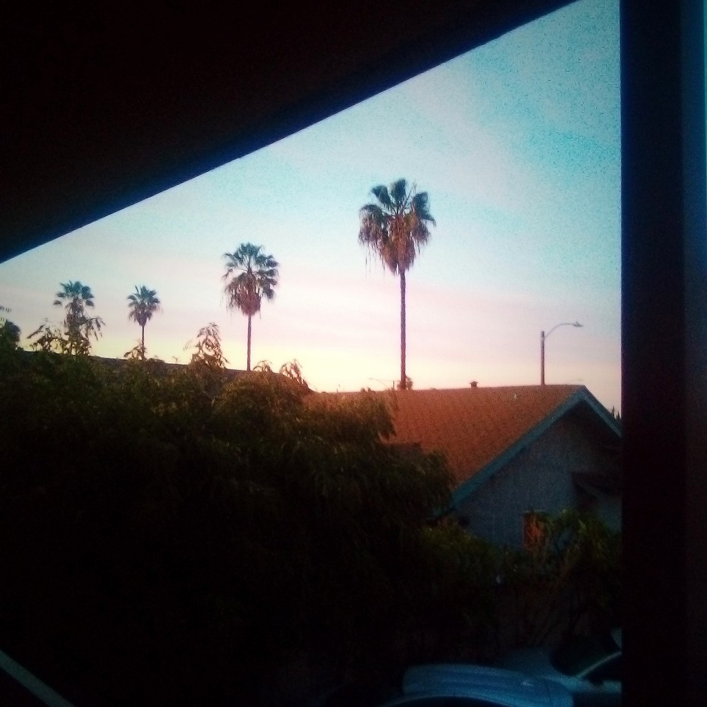 Woke up to this every morning...no complaints hre!