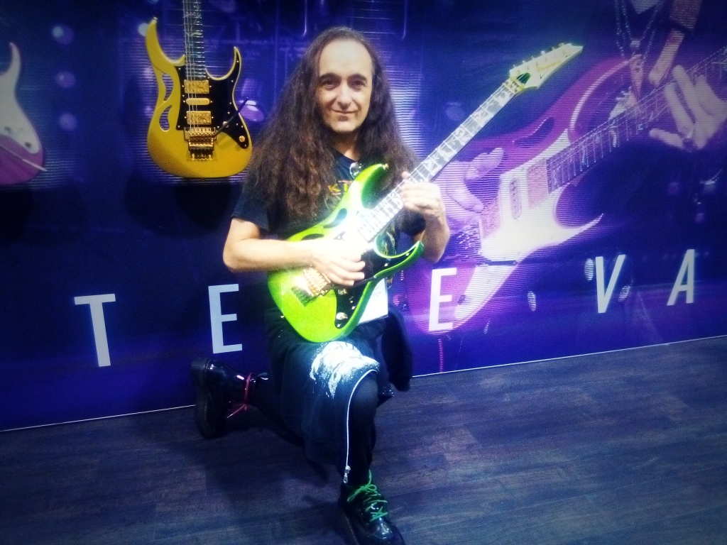 Modeling the PIA guitar (hope Steve Vai doesn't mind!)